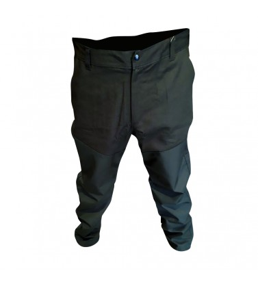 GREEN CANVAS CURLEW PANT